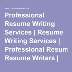 Professional resume writing services tacoma wa