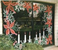 Window Painting Design Ideas on Pinterest | Christmas ...