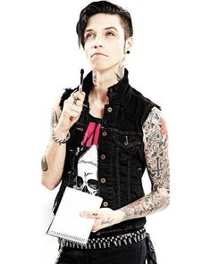 Falling In Reverse Wallpaper Iphone 4 1000 Images About Andy Biersack On Pinterest Andy