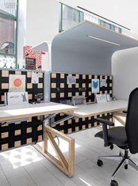 Teknion Optos. Curved walls of glass! | Modular Walls ...