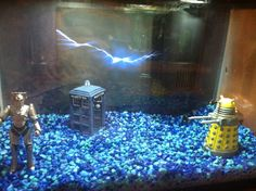 Doctor Who Fish Tank on Pinterest | Aquarium Ornaments, Doctor Who and