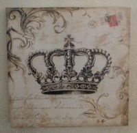 Crown Wall Art