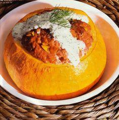 The filled pumpkin r