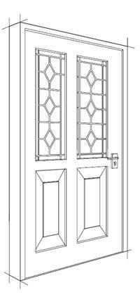 Single Wooden Doors on Pinterest | Wooden Windows, Wooden ...