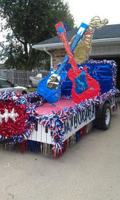 Parade on pinterest parade floats homecoming floats and