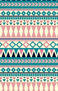 1000+ images about Wallpapers on Pinterest | Aztec Wallpaper, Aztec Patterns and Pastel
