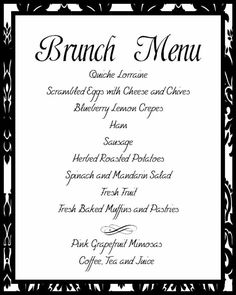 Brunch convertible bridesmaid dresses and christmas brunch menu