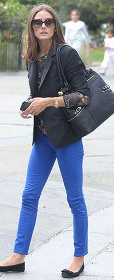 #bluepants, #floralt