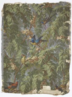 1000+ ideas about Antique Wallpaper on Pinterest | Vintage Wallpapers, Wallpaper Borders and ...