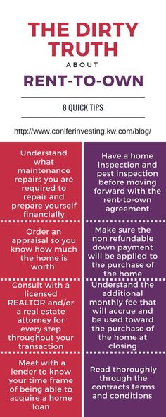 Are You Required To Buy The House In A Rent To Own Home Contract - rent to own home contract