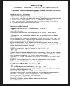 Contract Specialist Government Resume Sample Sample Resume Sle Financial  Advisor Resume Of Business Sample