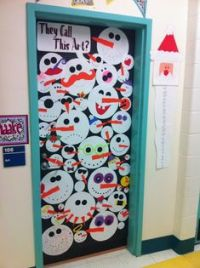 1000+ ideas about Door Decorating on Pinterest   Christmas ...