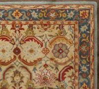 Pottery Barn Rugs on Pinterest | Wool Area Rugs, Area Rugs ...