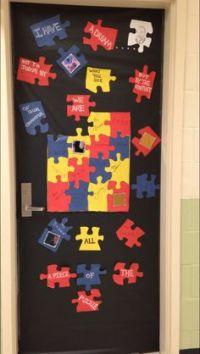 1000+ images about Door decorations on Pinterest | Black ...