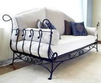 Wrought Iron Furniture, Chairs and Benches, Modern ...