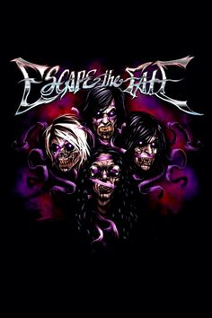 Falling In Reverse Ipod Wallpaper Escape The Fate Logo Bands I Would Love To See