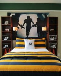 1000+ images about Boys Room on Pinterest | Football ...