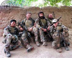 US Marine Raiders an