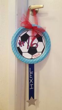 1000+ ideas about Soccer Decor on Pinterest | Soccer Room ...