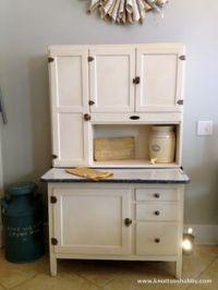 1940's Hoosier Cabinet | HOOSIER CABINETS | Pinterest ...