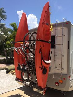 1000 Images About Rv Kayak Rackscom On Pinterest Kayak