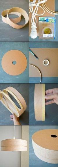 Veneer on Pinterest | Wood Veneer, Diy Wood and Pendant Lamps