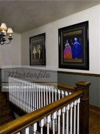 paint colors for dining room with chair rail | Chair rails ...