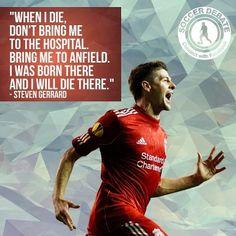 Steven Gerrard Quotes Wallpaper 1000 Images About Liverpool Fc Steven Gerrard On