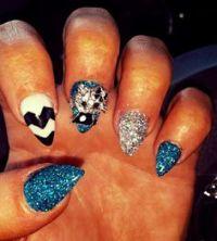 hello kitty on Pinterest | Pointy Nails, Hello Kitty Nails ...