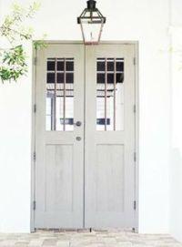 Beach houses, Dutch door and Doors on Pinterest