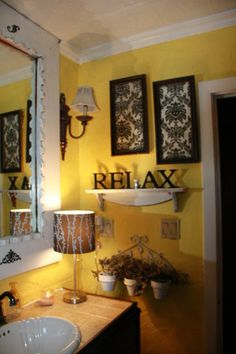 1000 images about yellow bathroom remodel on pinterest