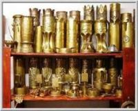 Trench Art on Pinterest | Trench, Shells and Art