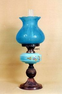 1000+ images about Antique oil lamps and ,Kerosene lamps ...