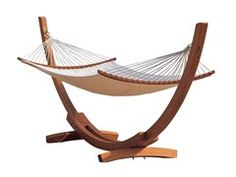 Based on time honored mayan hammock weaving technology