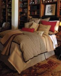 1000+ images about bedding on Pinterest | Burlap, Ivory ...