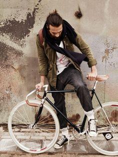 Nice bike, cool styl