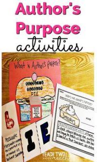 1000+ ideas about Authors Purpose on Pinterest | Authors ...