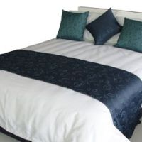 1000+ images about BEDDING - bed runners, bed scarves on ...