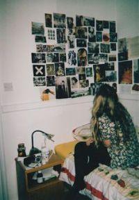 Grunge Room on Pinterest | Grunge Bedroom, Tumblr Room and ...