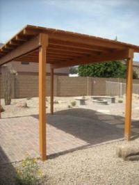 Ramada Design Ideas | DIY Project Do It Yourself Southwest ...