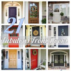 21 Fabulous Front Do