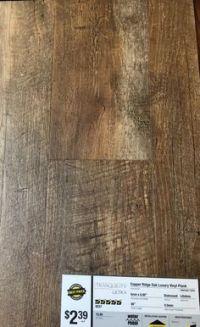 Sandbridge Oak - Waterproof Engineered Vinyl Plank (EVP ...