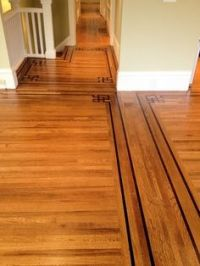 ceramic tile and hardwood floor combinations | ... Do You ...