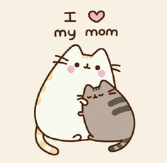 Cute Cartoon Sushi Wallpaper Pusheen On Pinterest Pusheen Happy Fathers Day And Cats