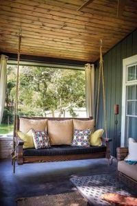 1000+ ideas about Front Porch Swings on Pinterest | Porch ...