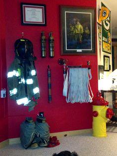 1000+ images about Fire Dept Decor Ideas on Pinterest