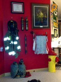 1000+ images about Fire Dept Decor Ideas on Pinterest