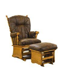 Shermag Glider Rocker Cushion Set