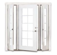 Vented Patio Doors--because what's the point of a window ...