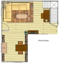 1000+ images about L shaped living room on Pinterest ...